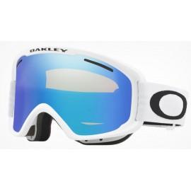 Mascara esquí Oakley O Frame 2.0 Pro Xm blanco  mate