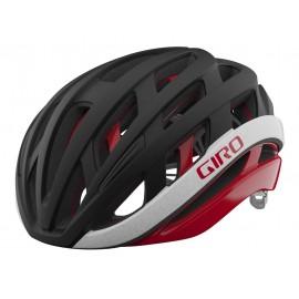 Casco Giro Helios Mips Spherical matte black red