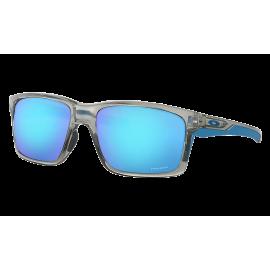 Gafas Oakley Mainlink Xl  gris w/prizm sapphire iridium