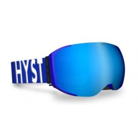 Mascara esquí Hysteresis Freeride azul lente azul cinta azul