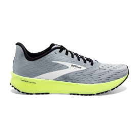 Zapatillas running Brooks Hyperion Tempo gris/lima hombre