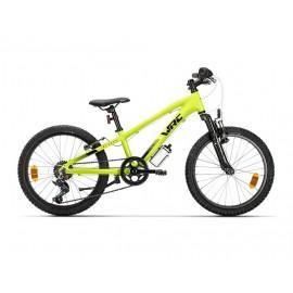 "Bicicleta Wrc Invader X 20"" Verde"