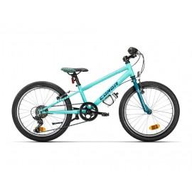 """Bicicleta Conor Galaxy 20""""Steel Azul"""