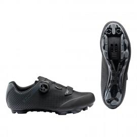 Zapatillas Northwave Origin Plus 2  Wide negro-antracita Mtb