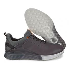 Zapatos golf Ecco S-Three gris hombre