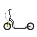 Patinete con freno Yedoo Ox New Scooter negro verde