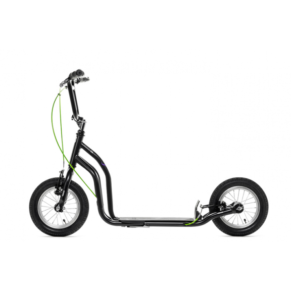 Yedoo Ox New Scooter Black Patinete