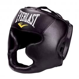 Casco boxeo Everlast Evercool negro