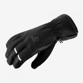 Guantes Salomon Propeller Dry M negro negro