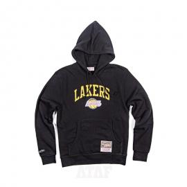 Sudadera Mitchell&Ness Arch Lakers negro hombre