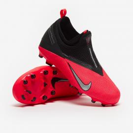 Botas fútbol Nike Phantom VSN 2 Academy FG rojo/negro j