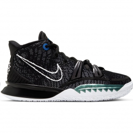 Zapatillas baloncesto Nike Kyrie 7 negro junior