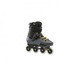 Patines Rollerblade Twister Edge antracita/amarillo