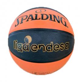 Balón baloncesto Spalding Liga Endesa 20/21 TF150 talla 7
