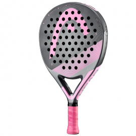 Pala pádel Head Graphene 360 Zephyr gris/rosa
