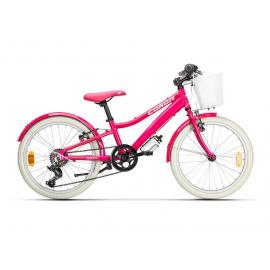 """Bicicleta Conor Halebop 20"""" Rosa"""
