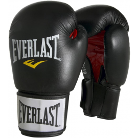 Guantes boxeo Everlast Ergo Foam 6068 negro