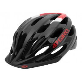 Casco Giro Revel 2021 black-bright red unisex