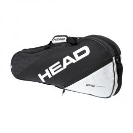 Raquetero Head Elite 3R Pro negro/blanco