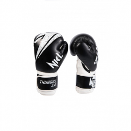 Guante boxeo NKL Thunder 3.0 negro