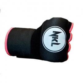 Guantilla NKL Interior negro/rosa