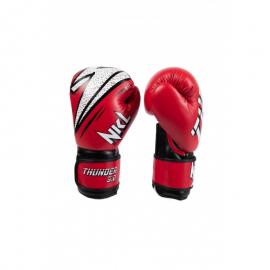 Guante boxeo NKL Thunder 3.0 rojo