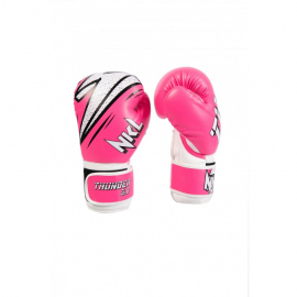 Guante boxeo NKL Thunder 3.0 rosa