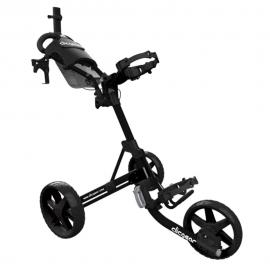 Carro golf Clicgear manual 4.0 negro/negro