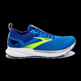 Zapatillas running Brooks Ricochet 3 azul/amarillo hombre