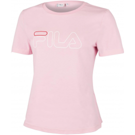 Camiseta m/c Fila Ladan rosa mujer