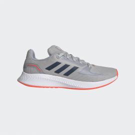 Zapatillas adidas RunFalcon 2.0 K gris/azul junior