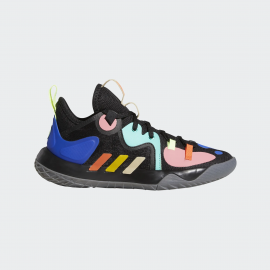 Zapatillas baloncesto adidas Harden Stepback 2 negro/multi