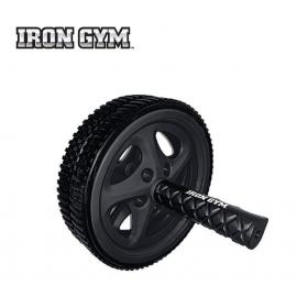 Rueda ejercicios Iron Gym Dual Ab Wheel