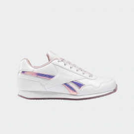 Zapatillas Reebok Royal Clog blanco/rosa metal junior