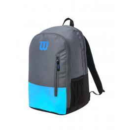 Mochila tenis Wilson Team Backpack azul/gris