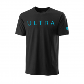 Camiseta Wilson Ultra Franchise Tech negro hombre