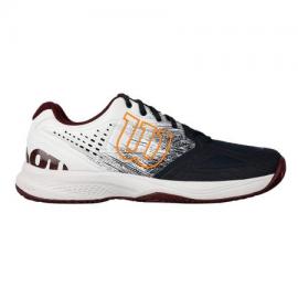 Zapatillas Wilson Kaos Comp 2.0 CC blanco/negro hombre