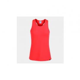 Camiseta tenis Joma Torneo coral mujer