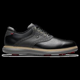 Zapato golf Footjoy Traditions negro hombre