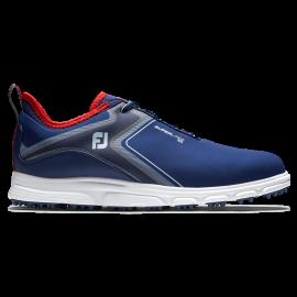 Zapato golf Footjoy Superlites azul/blanco hombre