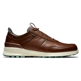Zapato golf Footjoy Stratos marron hombre