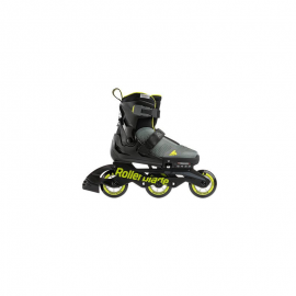 Patines Rollerblade Microblade Free 3WD Gris Lima