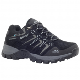 Zapatillas trekking Hi-Tec Torca Low Wp negro mujer