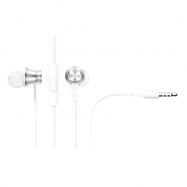 Auriculares Intrauditivos Xiaomi Mi In Ear Basic plata