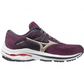 Zapatillas running Mizuno Wave Inspire 17 morado mujer