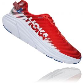 Zapatillas running Hoka Rincon 2 rojo/blanco hombre