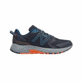 Zapatillas trail New Balance MT410LN7 azul hombre
