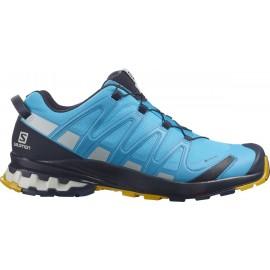 Zapatilla trailrunning Salomom Xa Pro 3D V8 GTX azul hombre