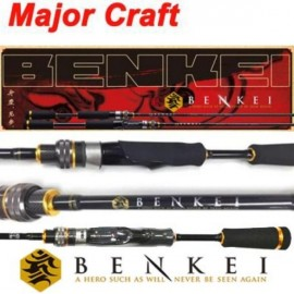 "Major Craft Benkei Spin 8,6"" H 1/2 - 2-1/4oz."