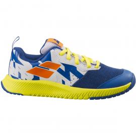 Zapatilla tenis Babolat Pulsion junior azul